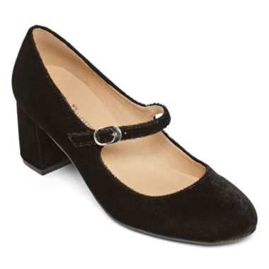 jcpenney.com | CL by Laundry Anslee Womens Mary Jane Shoes