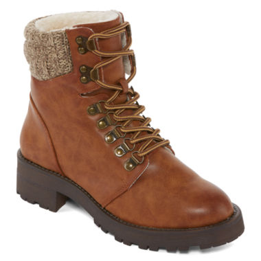 jcpenney.com | Mia Maylynn Womens Combat Boots