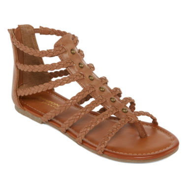 jcpenney.com | Arizona Gansy Womens Gladiator Sandals