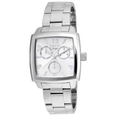 jcpenney.com | Invicta Womens Silver Tone Bracelet Watch-21709