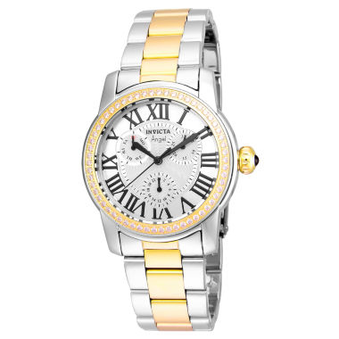 jcpenney.com | Invicta Womens Two Tone Bracelet Watch-21707