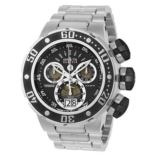 Invicta Mens Two Tone Bracelet Watch-23566