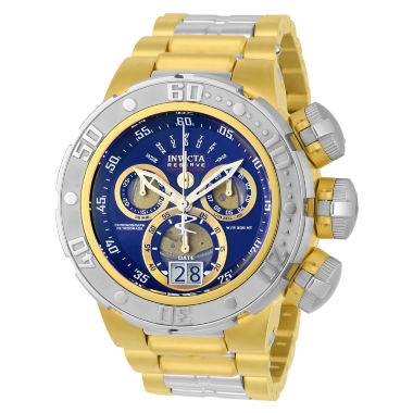 jcpenney.com | Invicta Mens Two Tone Bracelet Watch-23565