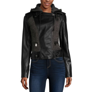 jcpenney.com | Triple Star Motorcycle Jacket-Juniors