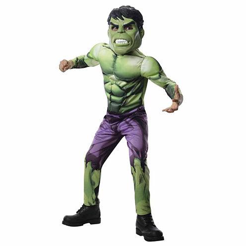 Avengers Assemble Hulk 2-pc. Marvel Dress Up Costume