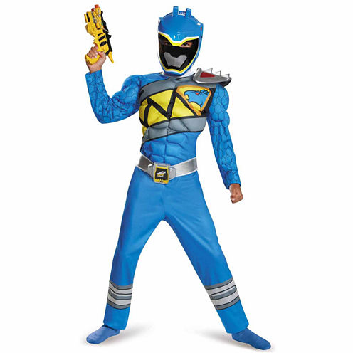 Dino Charge Range 2-pc. Power Rangers Dress Up Costume