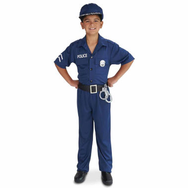 jcpenney.com | Police Officer 6-pc. Dress Up Costume