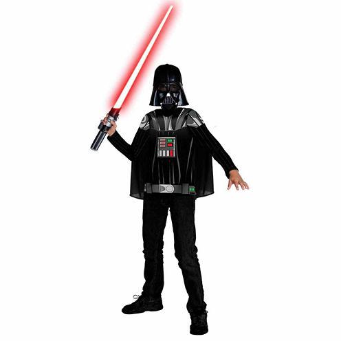 Darth Vader 3-pc. Star Wars Dress Up Costume