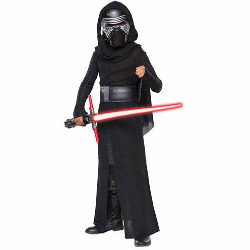 Episode Vii Kylo Ren 4-pc. Star Wars Dress Up Costume