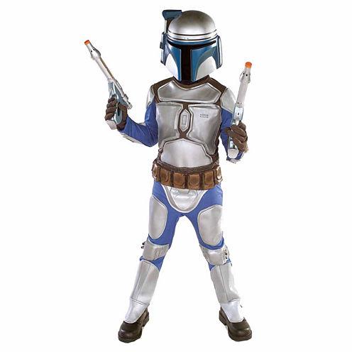 Jango Fett 3-pc. Star Wars Dress Up Costume