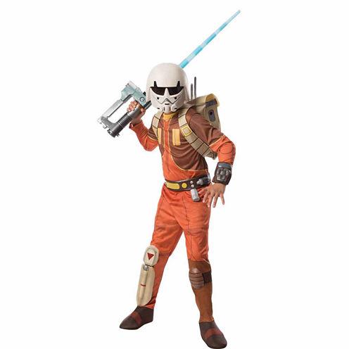 Rebels Ezra 4-pc. Star Wars Dress Up Costume