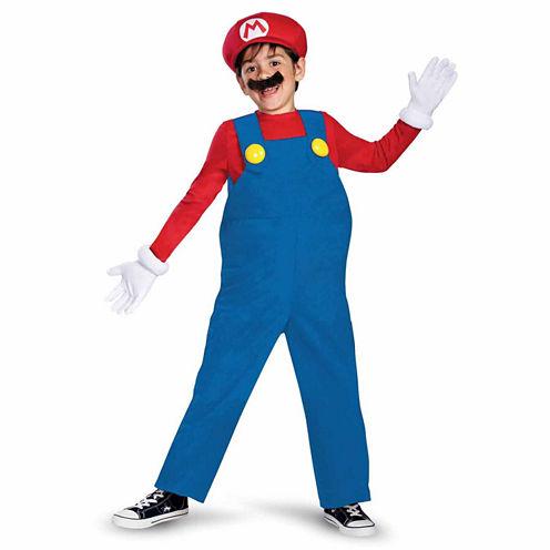 Mario 5-pc. Super Mario Dress Up Costume