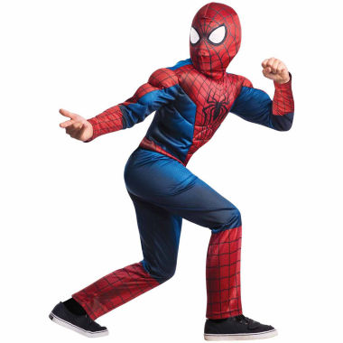 jcpenney.com | The Amazing Spider-Man 2 Deluxe Child Costume - Medium (8/10)