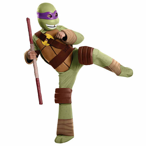 Donatello 6-pc. Dress Up Costume