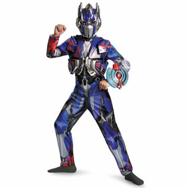 jcpenney.com | Transformers Age Of Extinction Optimus Prime Transformers 4-pc. Dress Up Costume