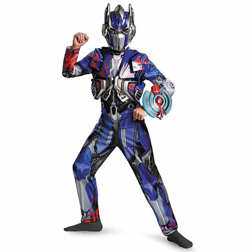 Transformers Age Of Extinction Optimus Prime 4-pc.Transformers Dress Up Costume