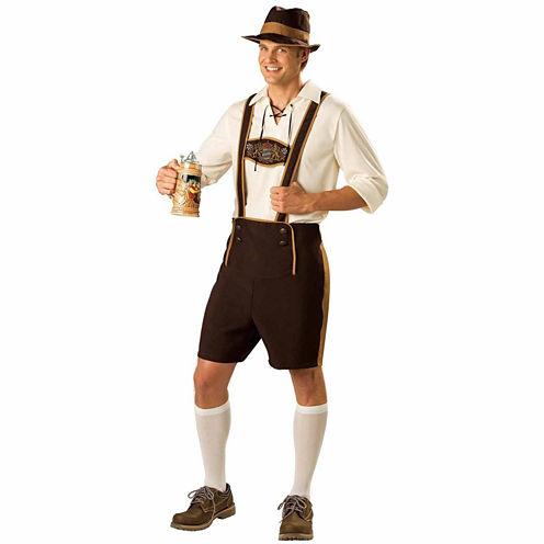 Bavarian Guy 4-pc. Dress Up Costume
