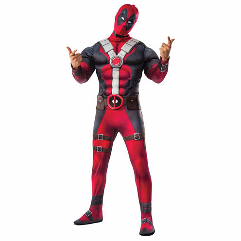 Deadpool Movie 2-pc. Marvel Dress Up Costume