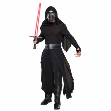jcpenney.com | The Force Awakens - Mens Kylo Ren Star Wars 4-pc. Dress Up Costume