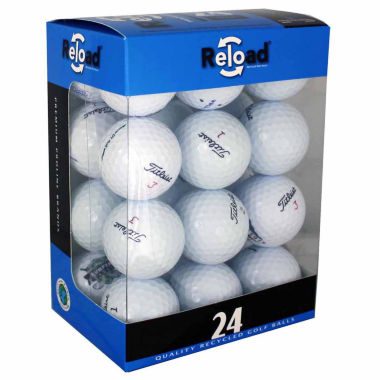 jcpenney.com | Reload Titleist 24-pc. Recycled Golf Balls