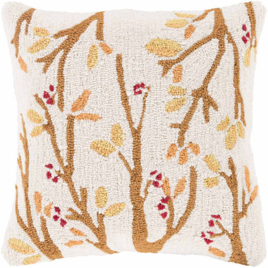 jcpenney.com | Surya Autumn Branches Throw Pillow Cover