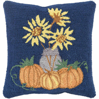jcpenney.com | Surya Harvest Garden Rectangle Throw Pillow