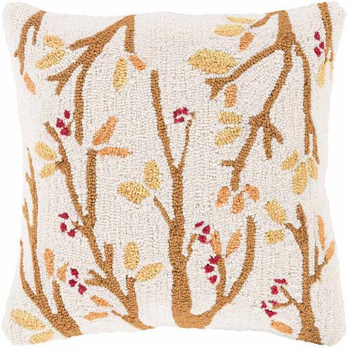 Decor 140 Autumn Branches Rectangular Throw Pillow