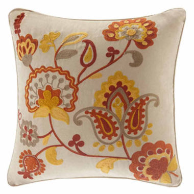 jcpenney.com | Madison Park Golden Harvest Square Throw Pillow