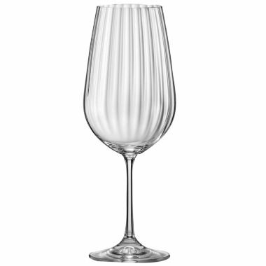 jcpenney.com | Red Vanilla 6-pc. Wine Glass