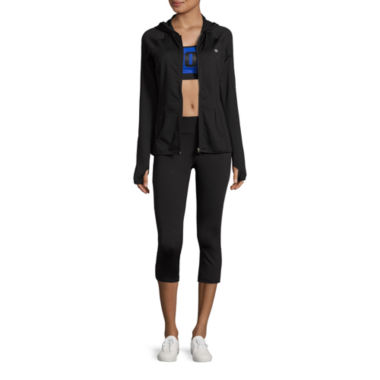 jcpenney.com | Tapout® Medium Support Graphic Warrior Bra, Knit Bomber Jacket, or Prestige Capris