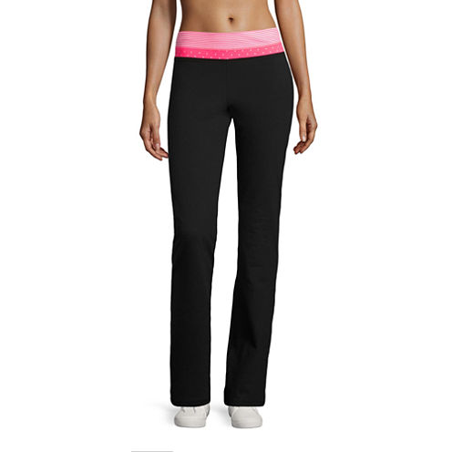 Made For Life Knit Workout Pants Talls