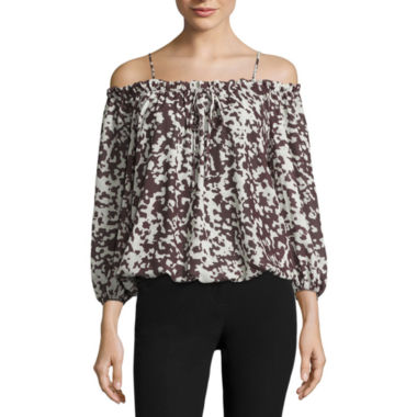 jcpenney.com | Worthington Off The Shoulder Blouse