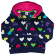 Carter's® Fleece Hoodie – Girls 4-6x