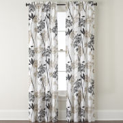 Park B. Smith Saone Rod-Pocket Curtain Panel