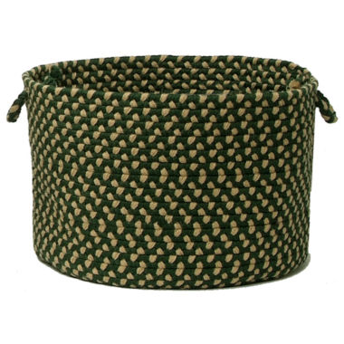 jcpenney.com | Brook Farm Braided Storage Basket