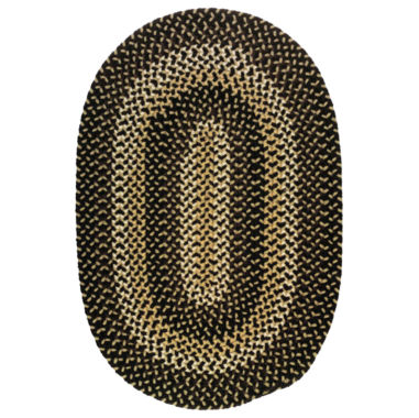 jcpenney.com | Chestnut Knoll Braided Oval Rug