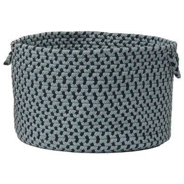 jcpenney.com | Brook Farm Braided Indoor /Outdoor Storage Basket