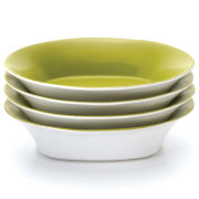 Rachael Ray® Round & Square Set of 4 Soup Bowls