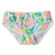 Maidenform Floral Hipster Panties - Girls 4-16