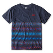 Vans® Striped Tee - Boys 8-20