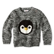 Joe Fresh™ Animal Sweater - Boys 3m-24m