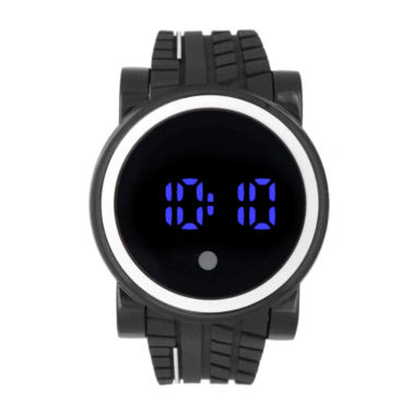 jcpenney.com | Mens Black Strap Watch-33556