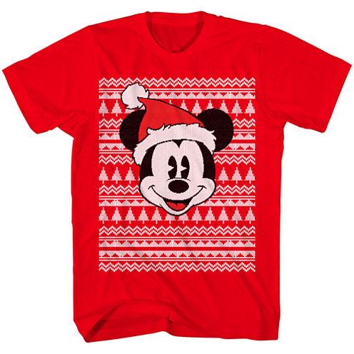 Disney Mickey Graphic T-Shirt - Preschool 4-7