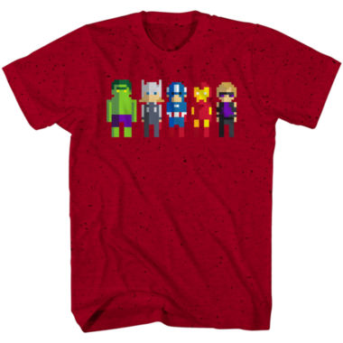 jcpenney.com | The Avengers Pixel T-Shirt - Preschool 4-7