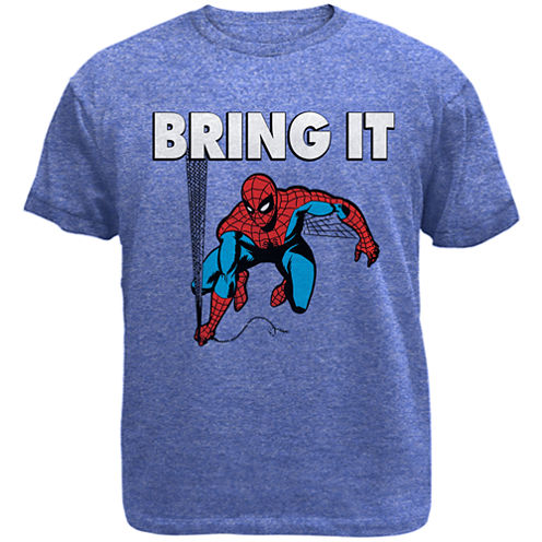 Spider-Man Swing T-Shirt - Preschool 4-7