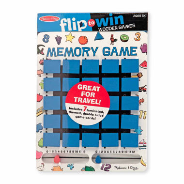 jcpenney.com | Melissa & Doug® Flip to Win Memory Game