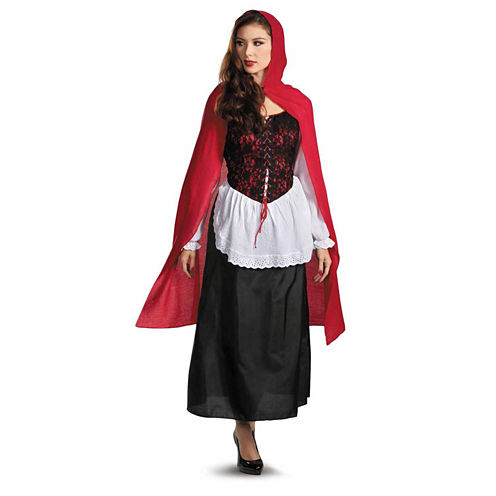 Red Riding Hood 3-pc. Dress Up Costume