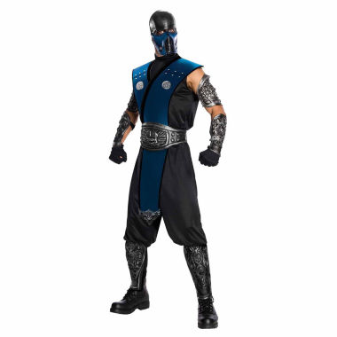 jcpenney.com | Mortal Kombat  Subzero 4-pc. Dress Up Costume