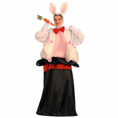 Magic Hat Rabbit 4-pc. Dress Up Costume