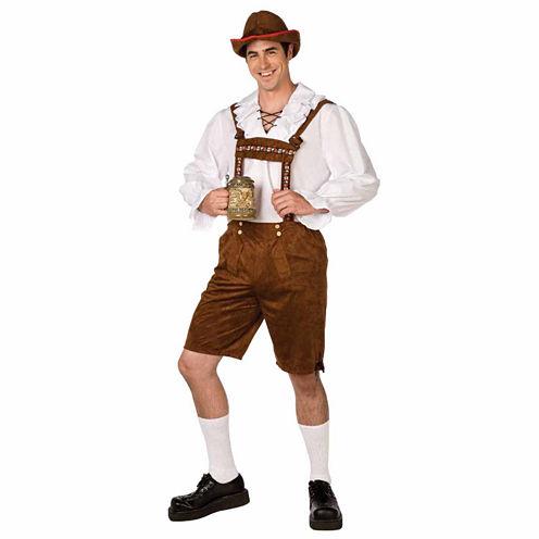 German Guy 3-pc. Dress Up Costume